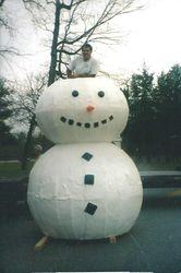 Snowman Top