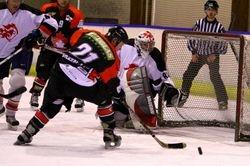 Game vs. Leuven Jayhawks (Belgium)