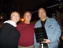 Sharon, Gino, Dave
