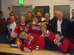 Game 2-post game in Tampere