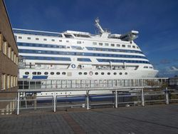 Our Ship to Stockholm