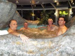 Baltic Sea Hot Tub