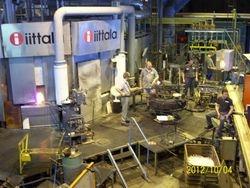Iittala Glass Factory