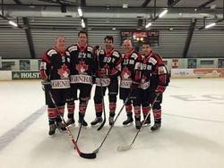 The Ottawa Five