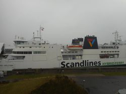 Ferry From Denmark To Germany