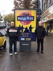 Beatles Tour With Stefanie Hempel