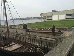 Denmark Viking Ship