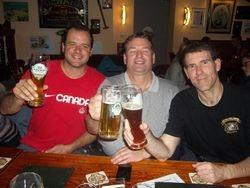Jon, Don and Pat