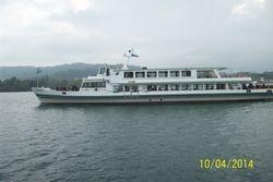 Lucerne lake cruise
