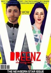 Dreenz on WOW Magazine (1)