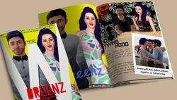 Dreenz on WOW Magazine (2)