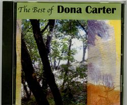My CD - The Best of Dona Carter