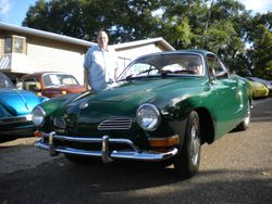 David Greens BRG Karmann Ghia Full Restoration!!