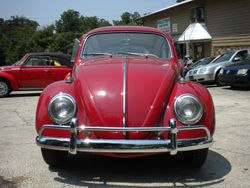 """Ruby"" 1963 VW Beetle Restored by Hilltop!"