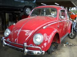 63' Beetle Ready for her New Owner Soon!
