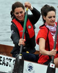 Dutchess Kate the Paddler