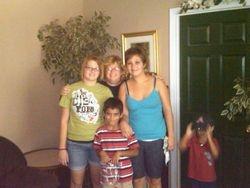 Cindy & Kids w/Connie
