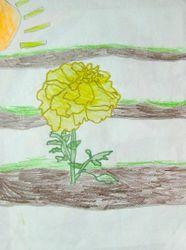 Alicia Lin, age 6, 3rd place, age 5-8 group