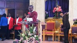 Rev. Jason Smith, Associate Minister