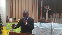 Pastor Winston Anderson, Evangelism Director