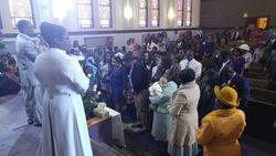 Pastor Delores Mullings