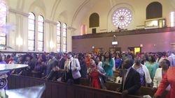 Mt. Bethel Church of God