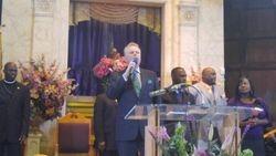 Bishop Dr. Timothy Hill
