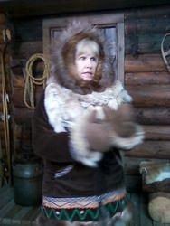 Eskimo Grandma