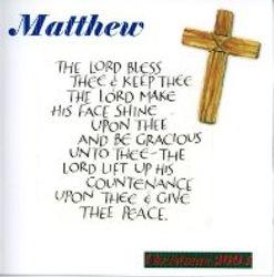 Matthew's 5th CD