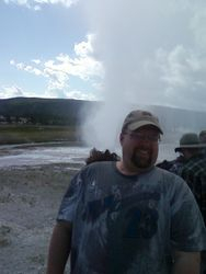 Yellowstone National Park, Aug 11th