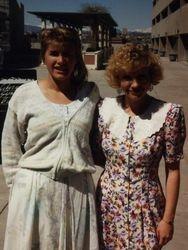 Julie & Linda