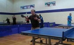 Beginners At Ping Pong!