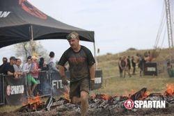 2018 Spartan Ft Carson Sprint Fire Jump