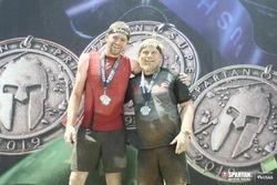 2019 Spartan Ft Carson Super Victory Wall