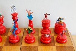 Marvel Chess Set King Side