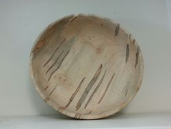 "13"" Ambrosia Maple salad bowl"
