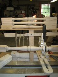 Spindle work
