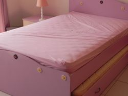 Lilac girls 5-piece bedroom set