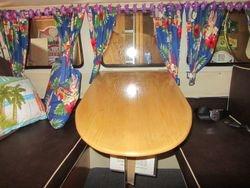 36 x 18 £95 PLAIN ASH WITH CENTRE STRINGER