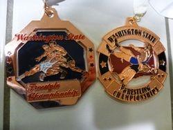 Derek's Medals