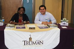 Truman State University table