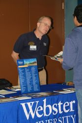 Webster University table