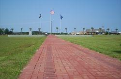 Honor Walkway @ The Veterans Memorial Park