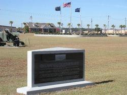 Memorial for The USS Barnwell