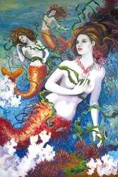 """Enchanting Mermaids"""