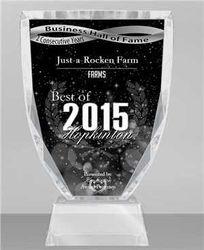 2015 Hall of fame award!