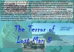 The Terror of Lost Man 5 Slide 01