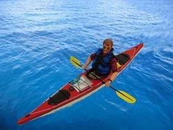 Me and my Kayak