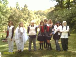 Most of the Vampire Knight group