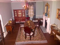 Dining Room furnished
